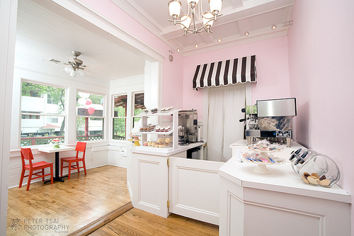 a cute little cupcake bakery nancyc