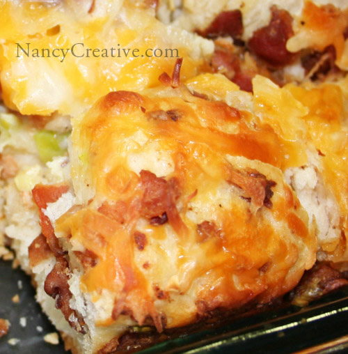 Bacon-Cheese Pull Aparts | NancyC