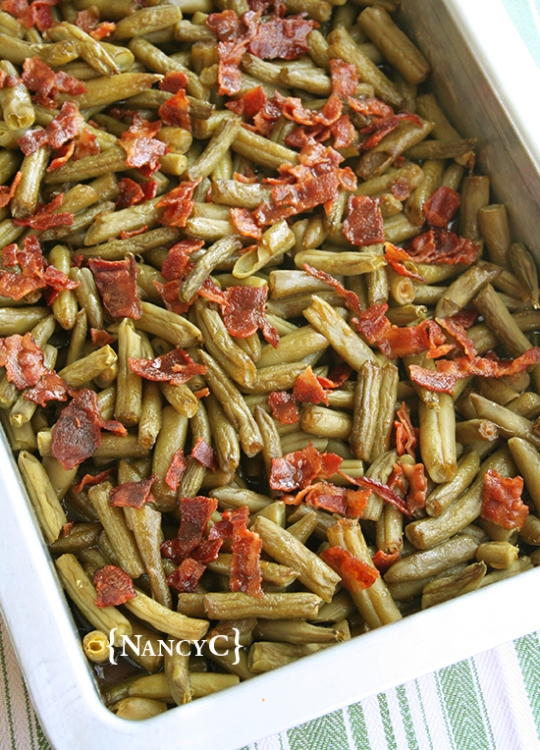 Arkansas Green Beans @ NancyC
