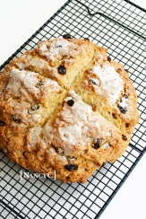 Irish Soda Bread @ NancyC