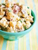 Creamy Dill Potato Salad @ NancyC