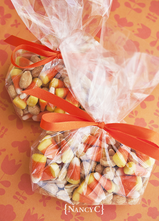 Candy Corn Pay Day Mix3 @ NancyC