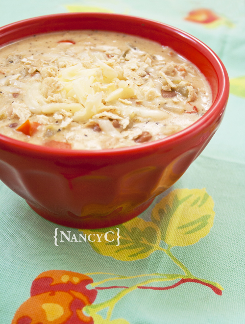 Gaylas Chicken Tortilla Soup @ NancyC
