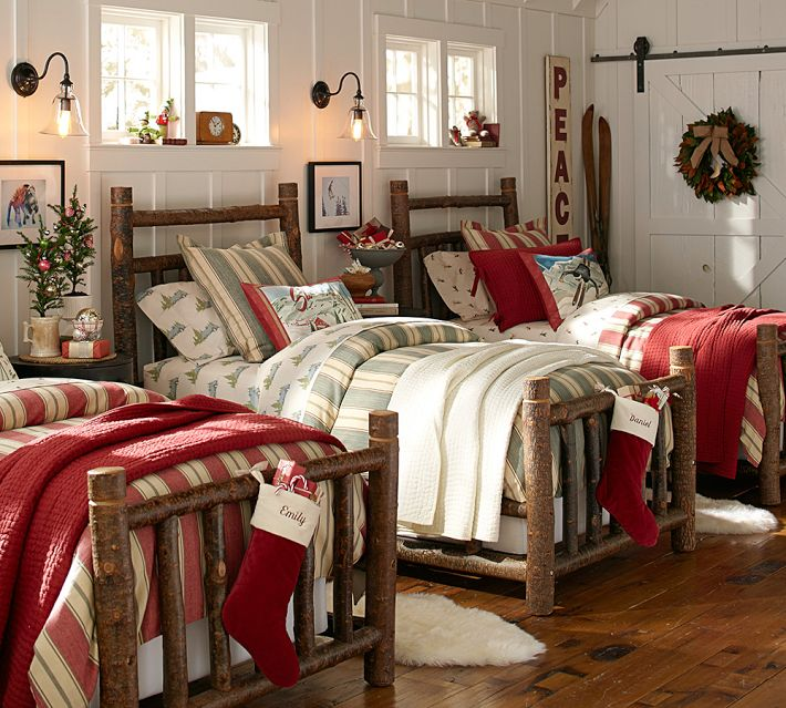 Decorating ideas for next christmas nancyc for Ideas to decorate your bedroom for christmas
