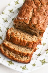 apple zucchini bread @ nancyc