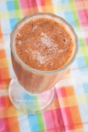 Orange Reboot Detox Smoothie @ NancyCreative.com