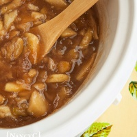 Ann's Slow Cooker Apple Pie Filling