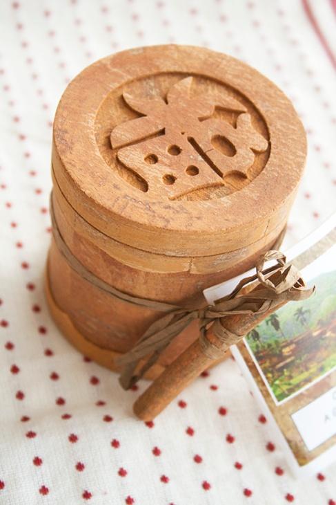 WV Cinnamon Box