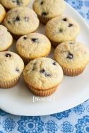 Blueberry Buttermilk Muffins @ NancyC