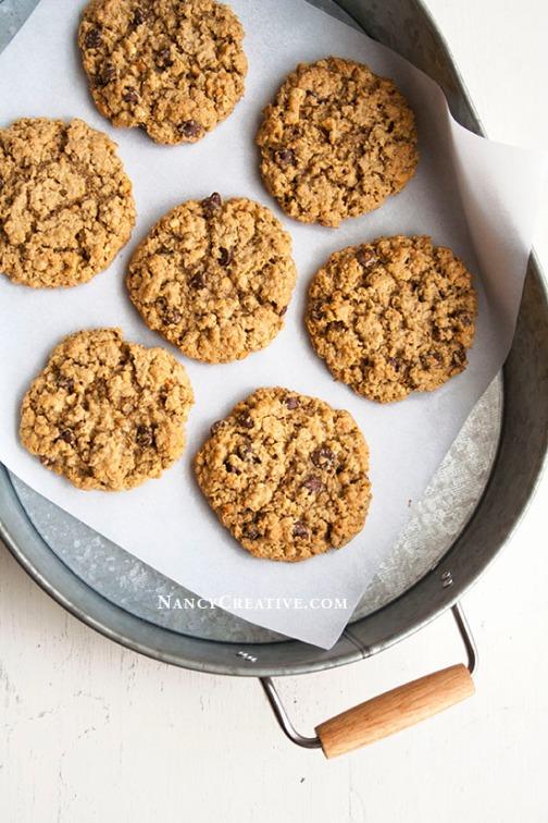 Colossal Cookies @ NancyC