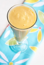 Mango Orange Smoothie @ NancyC