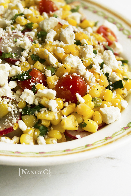 Street Corn Salad @ NancyC