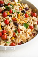 Italian-Style Veggie Pasta @NancyC