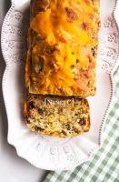 Olive Cheddar Quick Bread @ NancyC