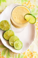 Banana Mango Orange Smoothie @ NancyC