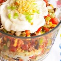 Tennessee Cornbread Salad
