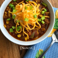 Three-Can Chili