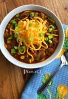 Three Can Chili @ NancyC
