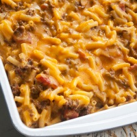 Easy Cheeseburger Mac and Cheese