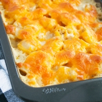 Easy Au Gratin Potatoes
